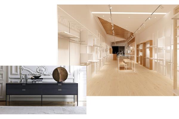 Diseño de mobiliario a medida